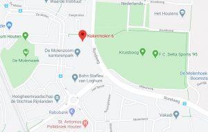 Kokermolen 6 in Houten
